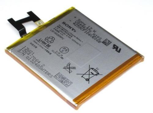 bateria 100% original sony xperia z