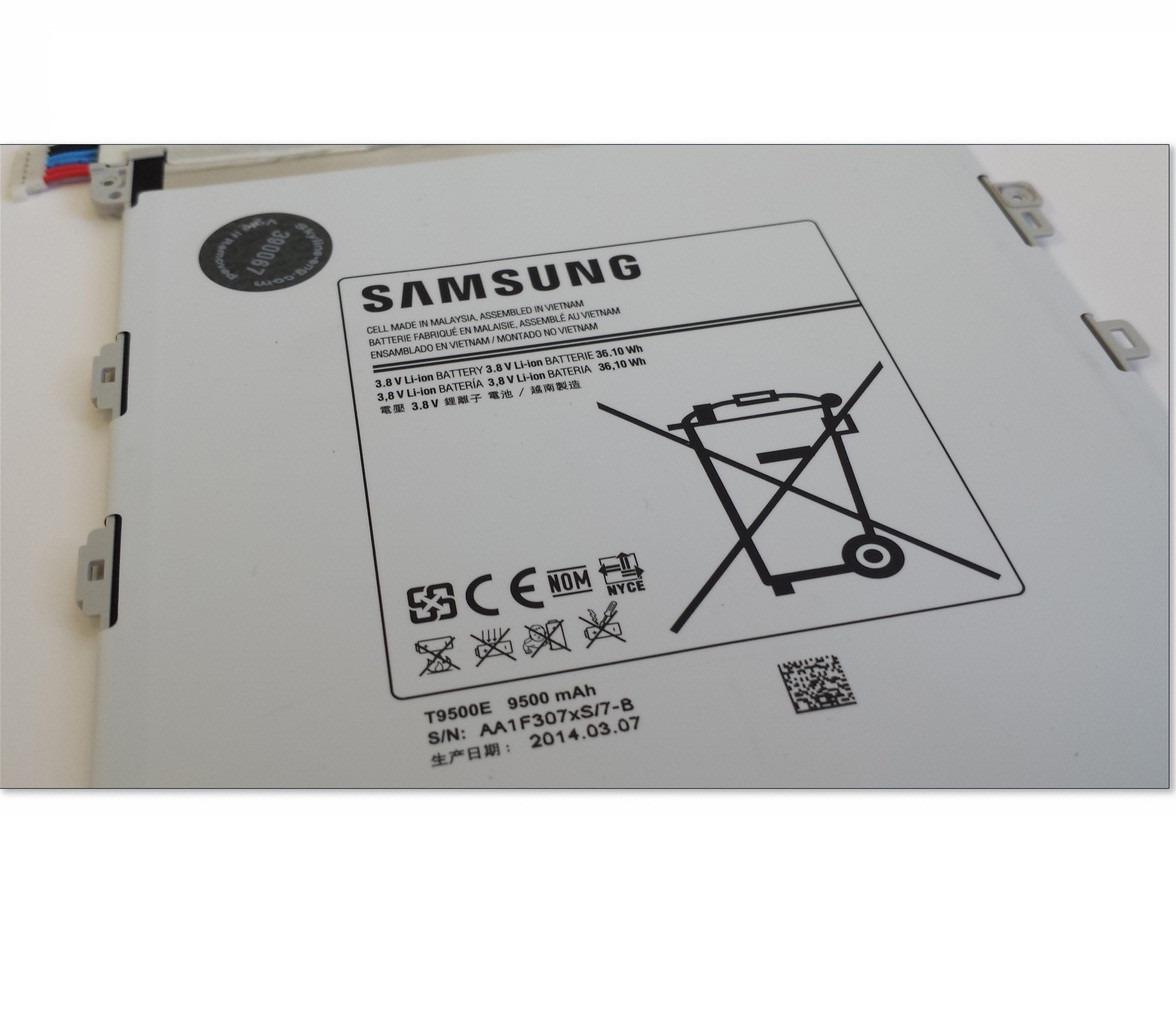Bateria 100 Original Tablet Samsung Sm P901 Note Pro 122 R 288 Galaxy Carregando Zoom