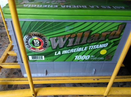 bateria 1000 aveo/optra/captiva/luv dmax/ granvitara willard