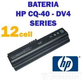 bateria 12 celdas para pavilon dv4 dv5 dv6 cq45 nuva  negra