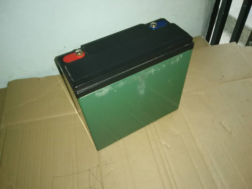 batería 12 voltios 22 amperio/20 horas nuevas.