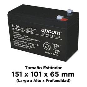 Bateria 12v  7ah Para Ups Pilas Cerco Electrico Para Moto