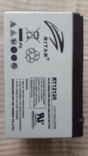 bateria 12v 12ah ritar para cuatrimotos