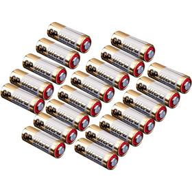 Bateria 12v 23a Cartela  20 Pilhas Gp Ultra