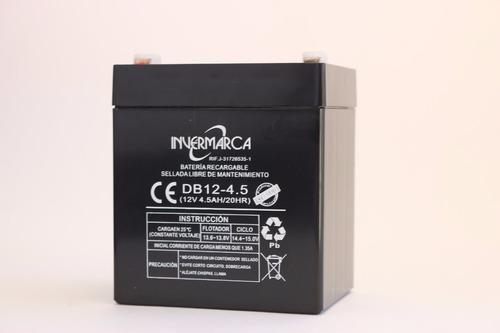bateria 12v 4.5ah