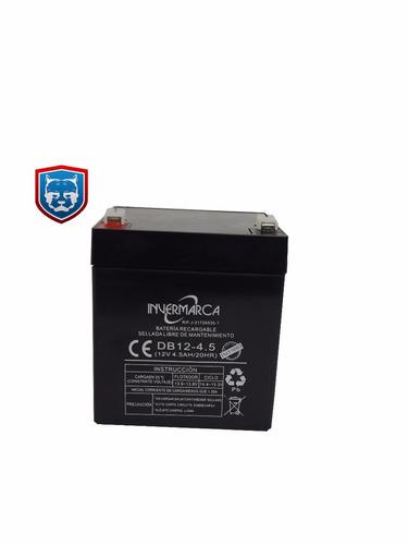 bateria 12v 4.5amp