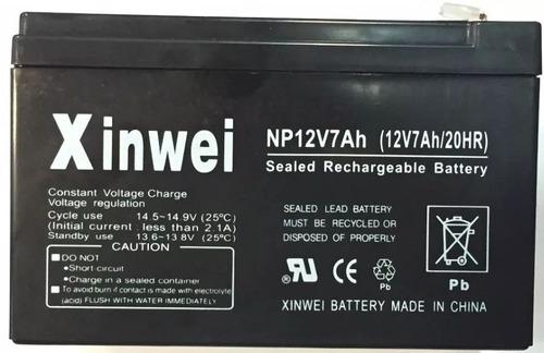 batería 12v 7ah ups respaldo energía tienda fisica caracas