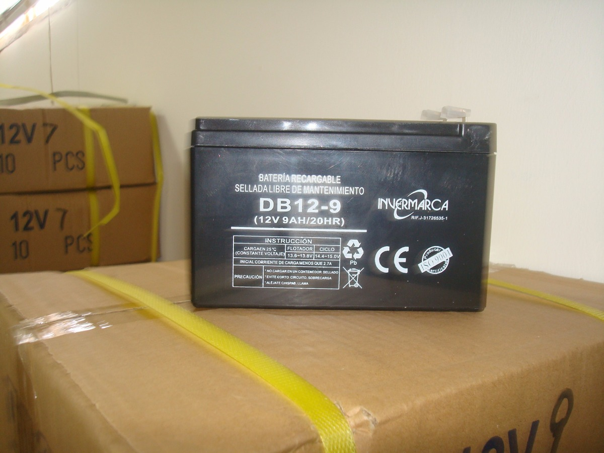 Circuito Ups 12v : Bateria v ah ups centrales de incendio bs en mercado