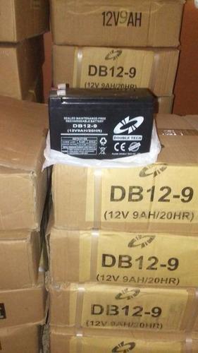 bateria 12v 9ah ups, lamparas de emergencia,juguetes