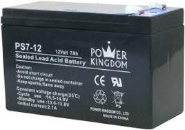 batería 12volt 7amp libre mantenimiento