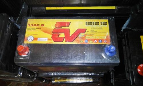 batería 12x110 (ev110cat)