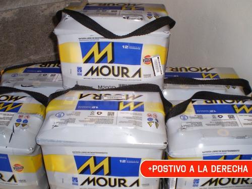 bateria 12x75 moura