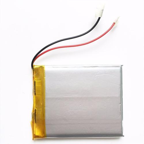 bateria 1500 mah 3,7v ,2 fios gps,baba,brinquedos,rastreador