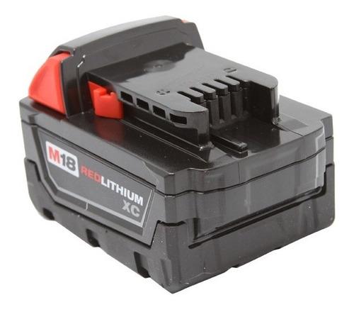 bateria  18 v 5 amp ion de litio milwaukee modelo 48111850