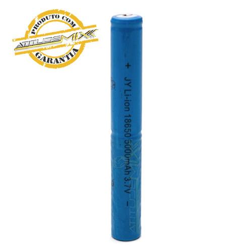 bateria 18650 recarregável 3.7v 5000 mah lanterna tática