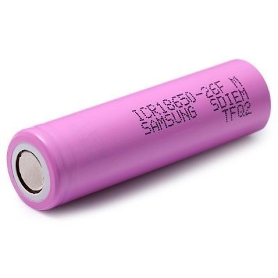 bateria 18650 samsung originales 2600mah peso 45g