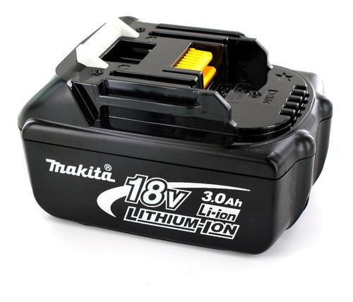 bateria 18v 3.ah makita ion lithium  bl1830
