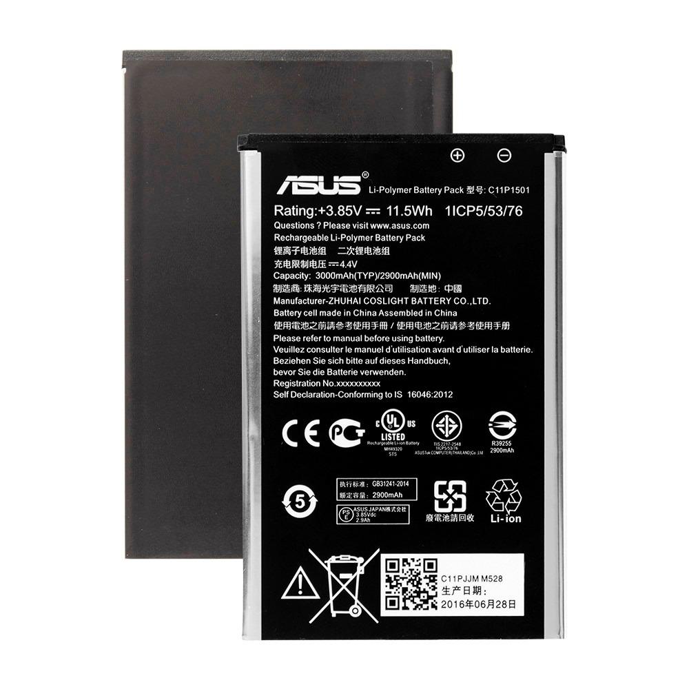 Bateria 2900 Mah C11p1501 Asus Zenfone 2 Laser Ze550kl