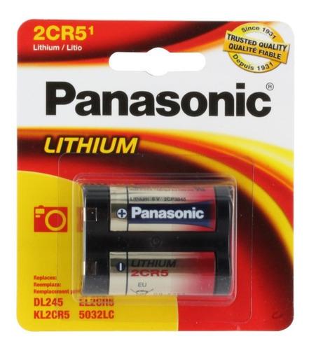 bateria 2cr5 6v lithium panasonic original