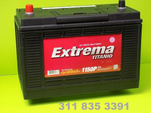 batería 30h 31h camión bus servicio 3118353391 montaje