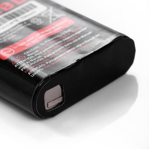 batería 3.6v 700mah para motorola 53615 hknw4002a