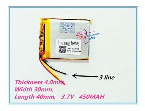 bateria 450 mah 3,7 pequena gps,baba,brinquedos,rastreador
