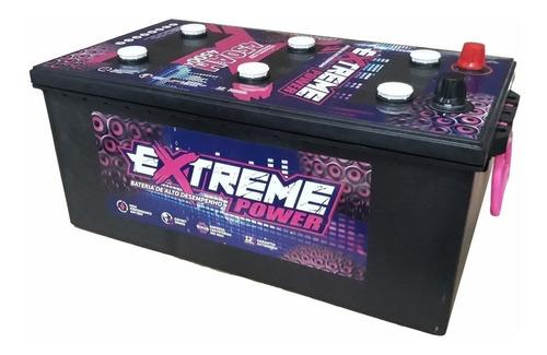 bateria 450ah extreme powder orangesun
