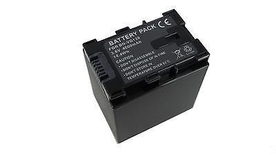 batería 4ah para jvc gz-gx1beu,gz-hd520u,gz-hd620,gz-hd620-b