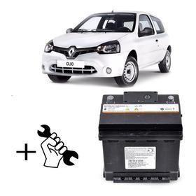 Bateria 50 Amp 12v Original Renault Clio Mio + Cambio