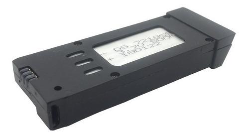 bateria 500mah eachine e58 emotion fq35 x pro s168 jy019