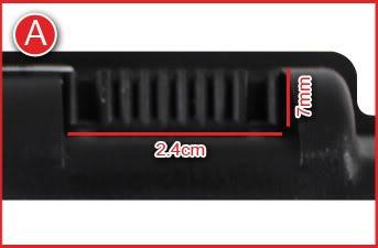 bateria 6 celdas aspire 4732 4732z 5332 5516 5517 series