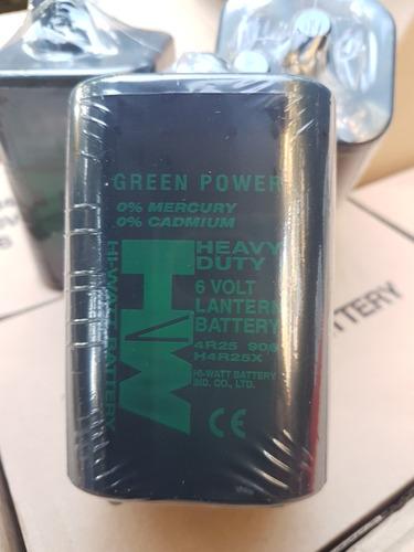 bateria 6 v para baliza