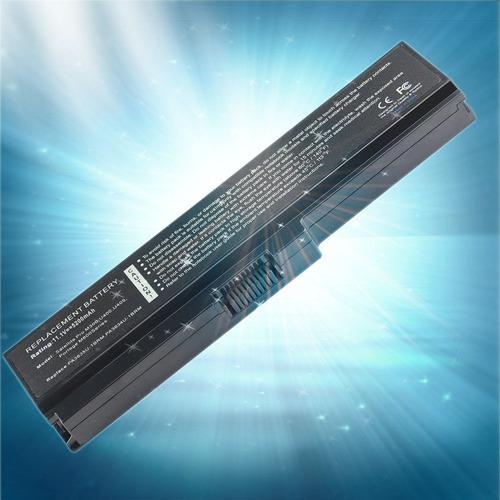 bateria 6cells pa3634u-1bas para toshiba satellite a600 c600
