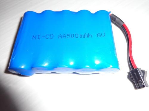 bateria 6v 500mah produto novo
