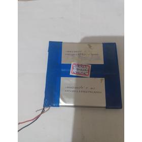 Bateria 7.4v Do Tablet 7 Pol. Power Pack. Enviamos Td.brasil