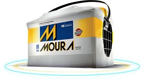 bateria 75ah moura