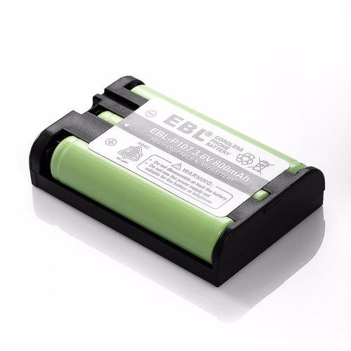 bateria 800mah para panasonic hhr-p107 hhrp107 hhrp107