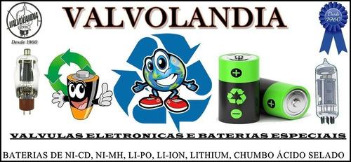 bateria aa 2500mah 1,2v ni-mh rontek com terminal