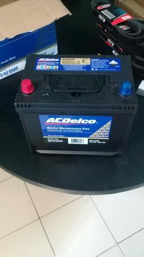 bateria acdelco 1200 amp para camionetas y camiones.