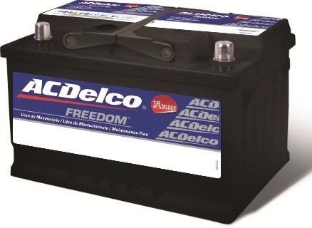 bateria acdelco 70 amperes - original s10 todos os modelos