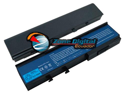 bateria acer aspire 2920-6157 2420 3620 5540 6 celdas