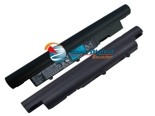 bateria acer aspire 3810t 3810t-352g32na 6 celdas