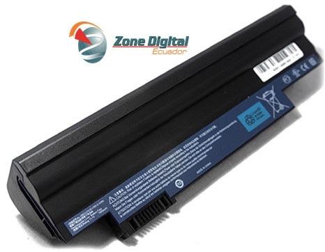 bateria  acer aspire one 360 ao722 d255 d255e d257 d260 49wh