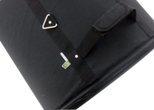 bateria acessórios capa bag