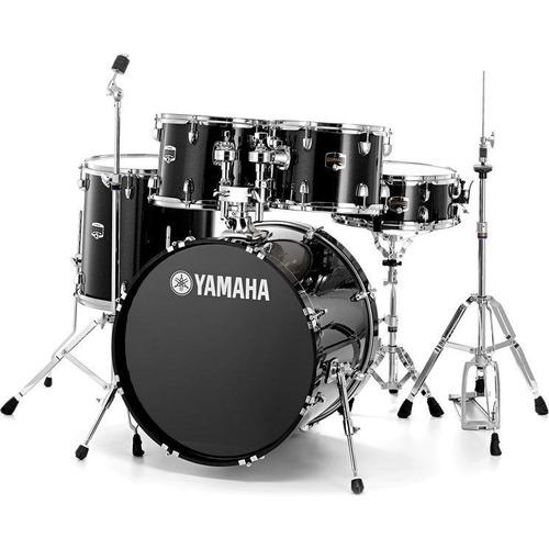 batería acústica yamaha gigmaker 5 piezas profesional