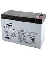 batería agm gel 12v 7a paneles solares y pastores ledion