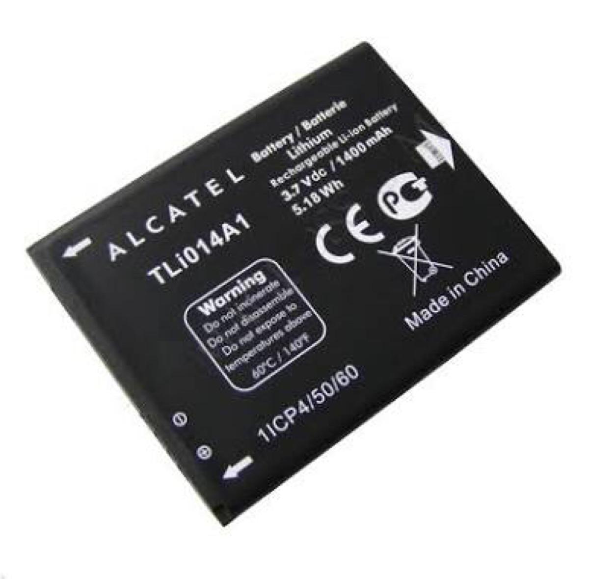 Bateria Alcatel 4010 4030 5020 1400 Mah