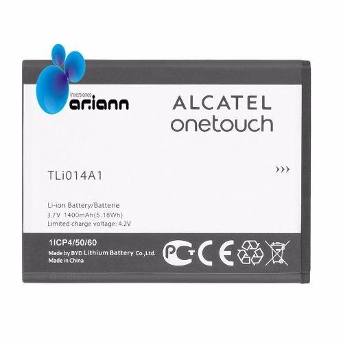 bateria alcatel ot 983 985 4012 fire c3 4033a 5020 tli014a1