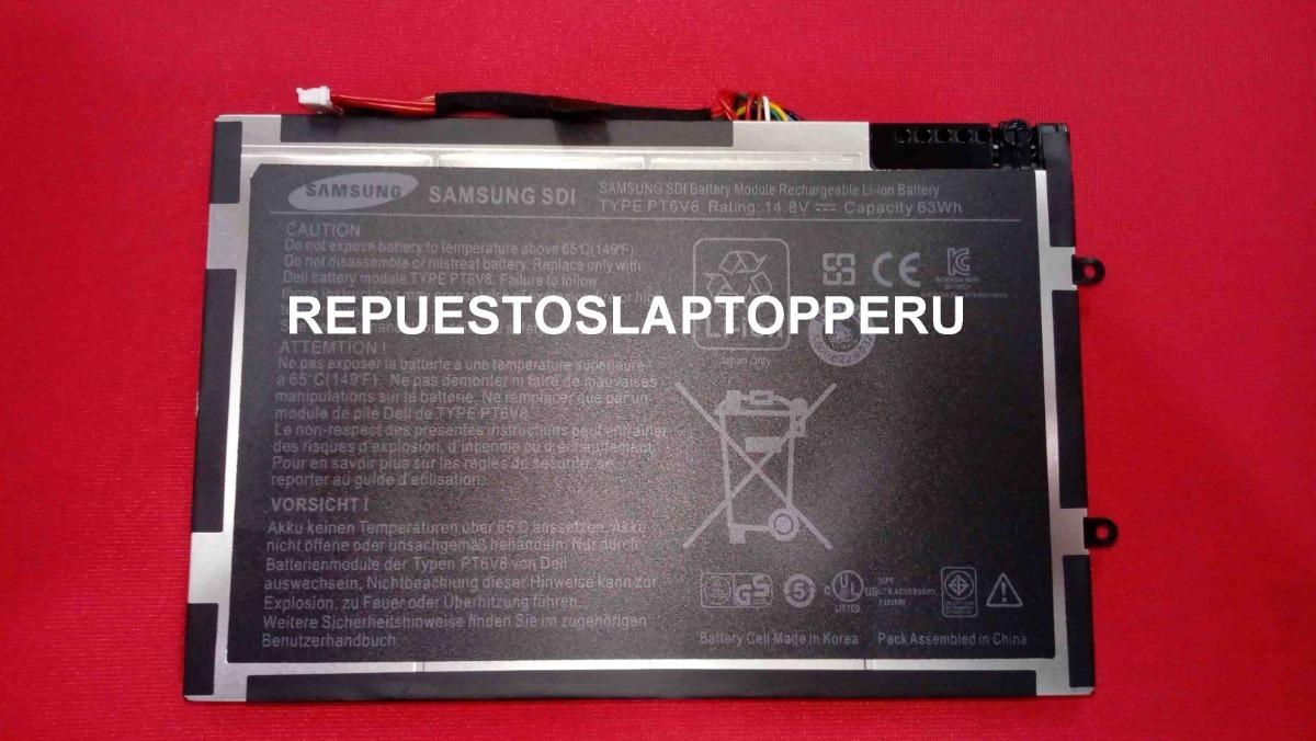 Bateria Alienware M11x / M11x R2 / M11x R3 / M14x / M14x R2 - S/ 320,00