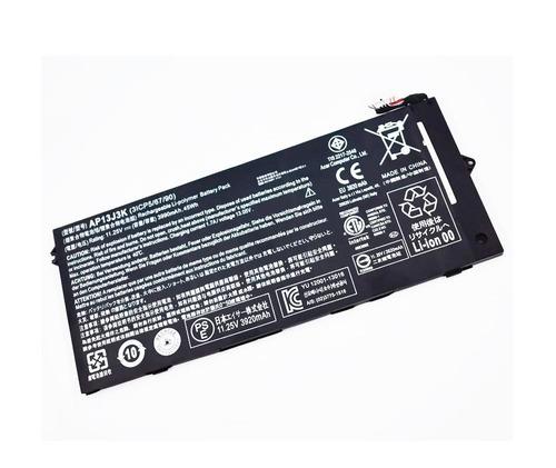 bateria alternativa acer ap13j3k chromeboock 720 7702433